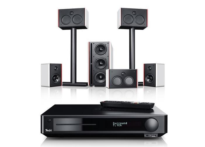System 4 Impaq - 5.1-Set
