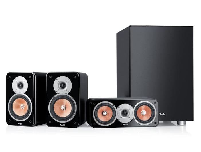 Teufel Ultima 40 Mk2 - Ausbau-Set Surround