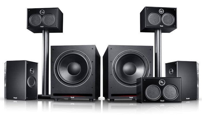 SYSTEM 6 THX - 5.2-SET